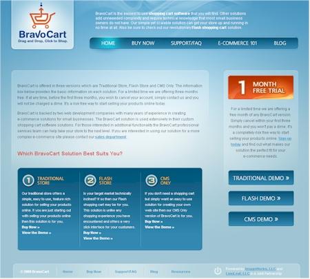BravoCart : E-Commerce Solution