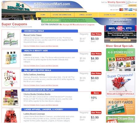 KS Discount Mart