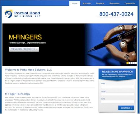 Partial Hand Solutions, LLC
