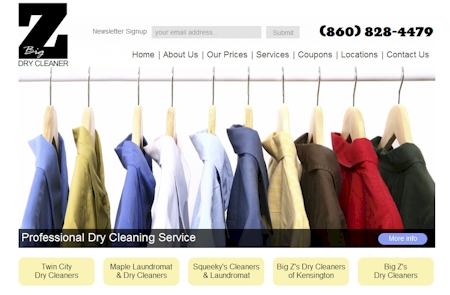Big Z Dry Cleaners