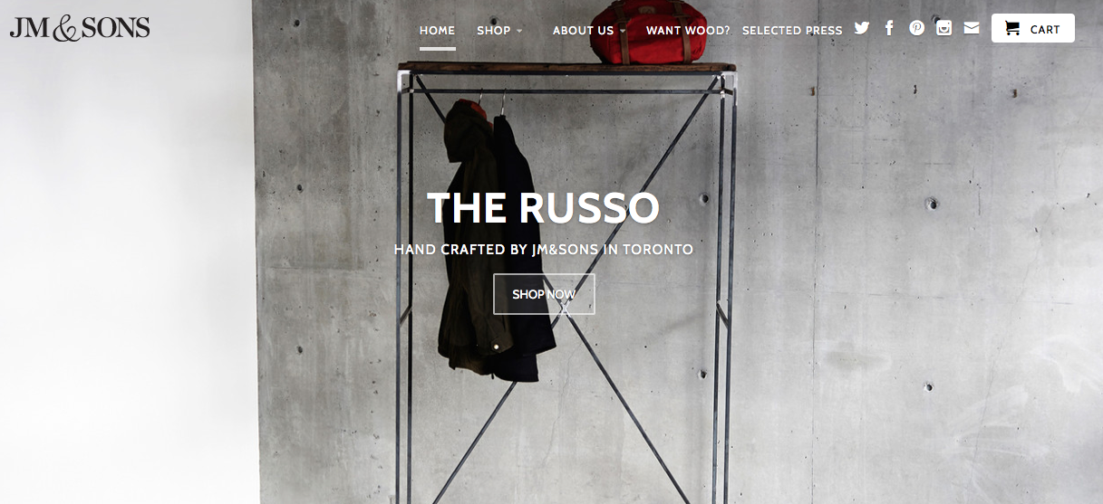 screen shot 2014 04 21 at 112539 pm - Beautiful Furniture Websites