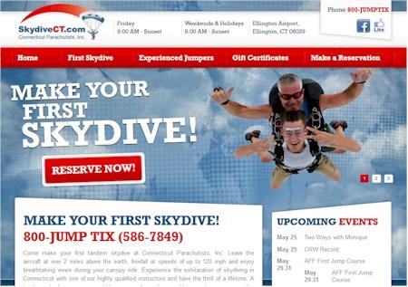 Connecticut Parachutists, Inc.